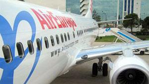 Air Europa tiene dificultades para conectar el norte de España con Canarias.
