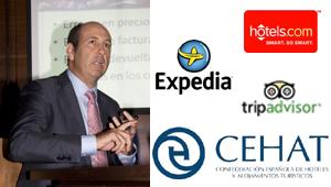 Javier García Cuenca (Cehat) y la distribución hotelera digital