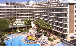 Hotel de costa en España