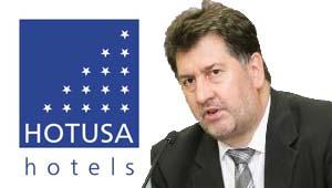 Amancio López, Hotusa