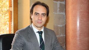 Álvaro Gijón, teniente de alcalde de Turismo de Palma de Mallorca.