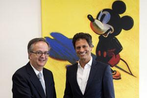 Barceló se convierte en touroperador oficial de Disney con su marca LePlan.