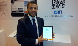 Miguel Ortega, COO de Blink Booking