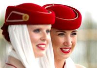 Emirates levantará cinco lujosas torres para alojar a sus TCPs.