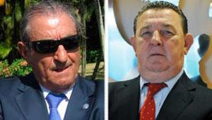 Juan José Hidalgo y José Duato