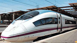 La errática política española en materia de transporte.