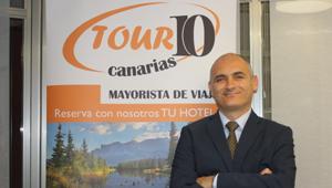 Antonio García Meseguer, director comercial de Grupo Tour 10