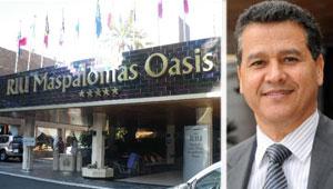 Hotel Oasis Maspalomas, Riu y Lopesan