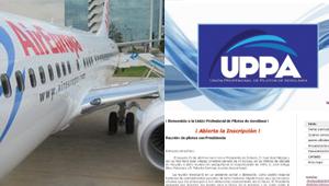 UPPA, sindicato de pilotos nacido en Air Europa