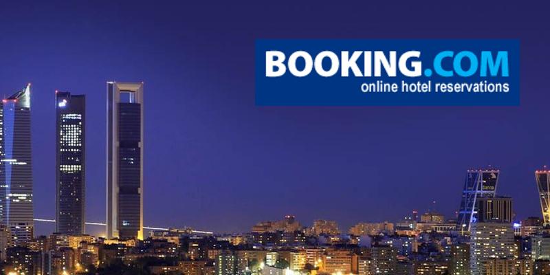 Se dispara el dominio de sobre los hoteles for E booking hotel