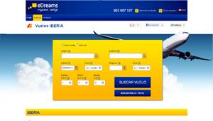 eDreams e Iberia