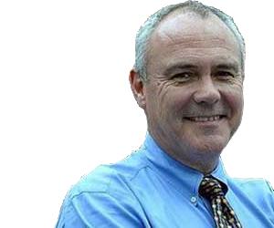Hamish Dodd, presidente de Hard Rock