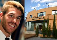 Sergio Ramos y el hotel Cáceres Golf