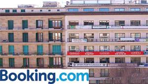 Abre oficina en mallorca reino de los for Booking barcelona oficinas