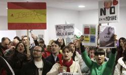 Conflicto en Iberia