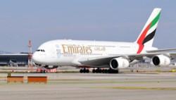 Emirates operará con el A380 en España en febrero de 2014.