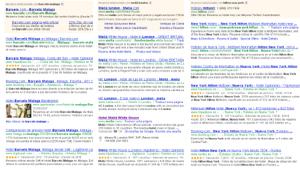 Grandes cadenas hoteleras bloquean a Booking.com en Adwords