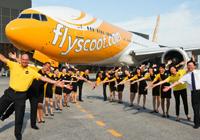 Scoot Airlines veta a los niños en una parte de sus aviones