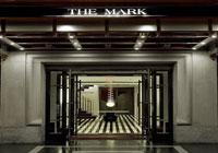 Entrada del hotel The Mark.