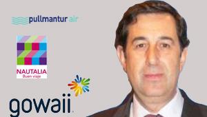 Javier Díaz invierte en Nautalia y Pullmantur Air