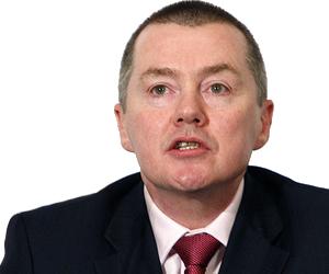 Willie Walsh, CEO de IAG