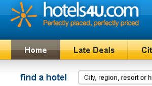 Hotels4you, Thomas Cook