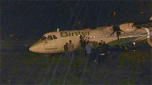 Incidente aéreo Binter Canarias
