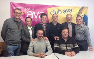 Grupo AVA, nueva junta directiva 2014