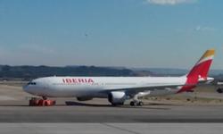 Iberia avión nuevo