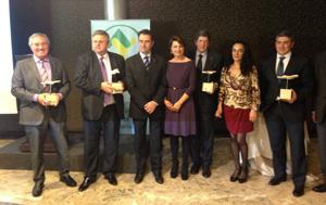 Premios Aviba 2013