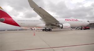 Avión Iberia A330 Miami