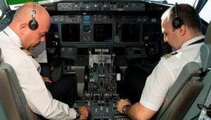 Pilotos Air Europa