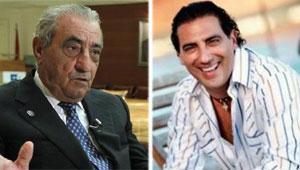 Juan José Hidalgo y George Nader