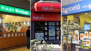 Viajes El Corte Inglés, Halcón y Barceló