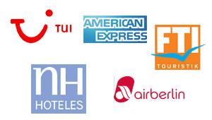 Compañías turísticas