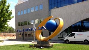 Sede de Globalia en Llucmajor, Mallorca
