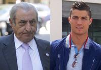 Juan José Hidalgo y Cristiano Ronaldo