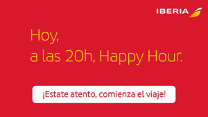 Iberia Happy Hour