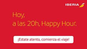 Iberia Happy Hour