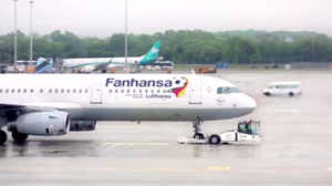 Lufthansa Fanhansa