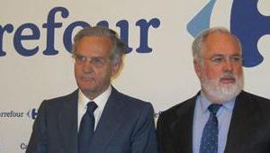 Rafael Arias-Salgado, presidente de Carrefour España, va a Turismo de Madrid,
