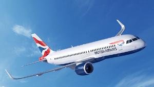 British Airways aviones Airbus nuevos