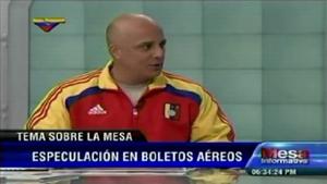 Luis Graterol, Venezuela