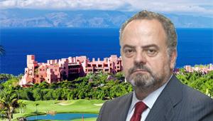 Ignacio Polanco y el hotel Abama Ritz-Carlton