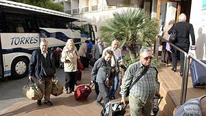 Turistas del Imserso