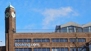Sede de Booking.com en Ámsterdam