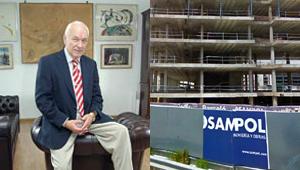 Gabriel Sampol y el hotel de la T2 en Barajas