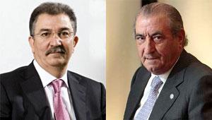 José María Lucas y Juan José Hidalgo