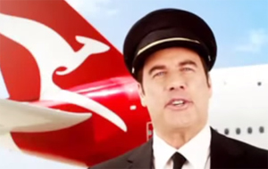 John Travolta piloto