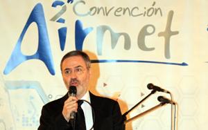 Juan José Oliván, presidente de Airmet